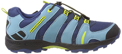 Blau Blue Lemon Unisex Rise Adults' Marine Low Blau Hiking Marine Lemon Lico Shoes Fremont zTHOnHd
