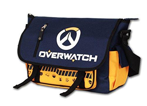 Overwatch Messenger Bag Single-shoulder Bag Satchel Bag