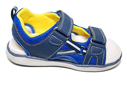 Naturino Jungen Sandalen Blue-Azzurro
