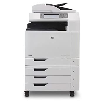 HP Laserjet Impresora Multifuncional HP Color Laserjet CM6030f ...