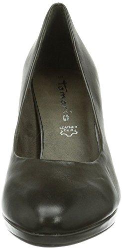 Tamaris 22405, Womens Court Shoes Grey (Graphite 206)