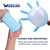 Nitrile Disposable Gloves Large - Powder Free 3 Mil