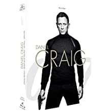 James Bond 007 - Daniel Craig : Casino Royale + Quantum of Solace + Skyfall + Spectre