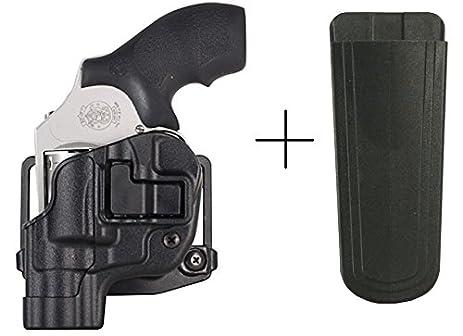 Amazon.com : BlackHawk Smith & Wesson S&W J-Frame (Except 357) Left ...