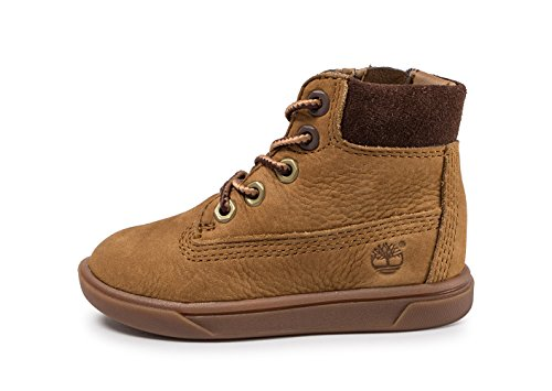Camelfarbene Timberland Ankle Boots GROVETON 6IN LACE - 28