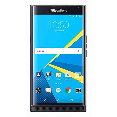 BlackBerry Priv STV100-1 32GB 4G LTE T-Mobile – Slider Android Smartphone – Black (Certified Refurbished)