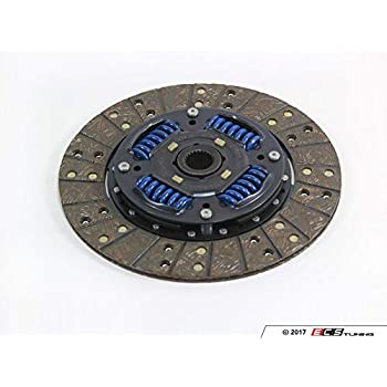DKM Sprung Organic MB Clutch Kit w/Steel Flywheel for BMW E46 M3