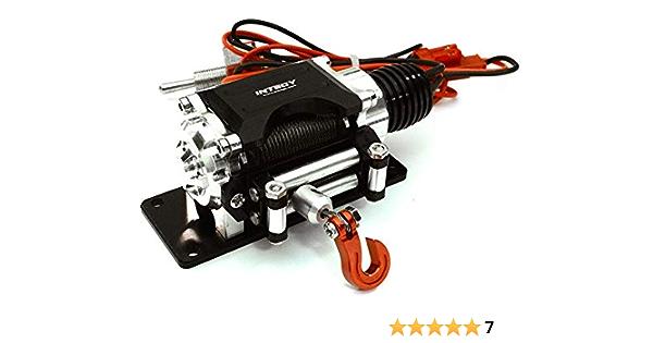 Integy RC Model Hop-ups C27161SILVER Billet Machined T3 ...