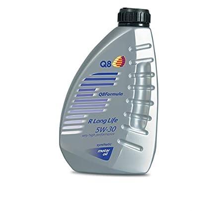Q8 °Fórmula R Long Life SAE 5 W30 Aceite de Motor Coche ...
