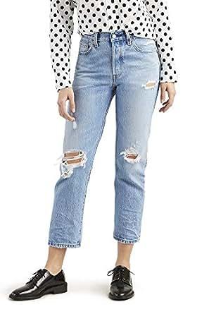 Levi's Women's 501 Crop Jeans (24W x 28L, Authentically Yours)