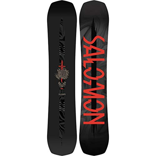 (Salomon Snowboards Assassin Pro Wide Snowboard One Color,)