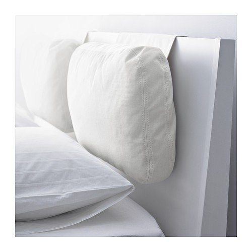 IKEA SKOGN röstånga cojín blanco; (65 x 40 cm): Amazon.es: Hogar