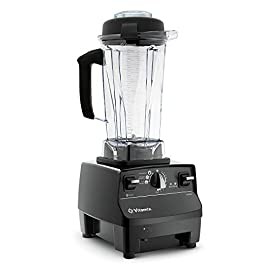 Vitamix 1891 Certified Reconditioned Blender with Standard Programs 125 Three pre-programmed settings for automatic processing Easy to use Variable Speed Control and Pulse feature 64-ounce BPA-free container with spill-proof vented lid