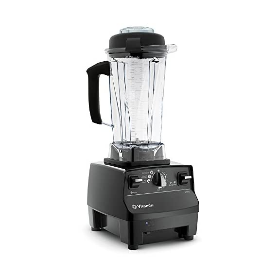 Vitamix 1891 Certified Reconditioned Blender with Standard Programs 1 Three pre-programmed settings for automatic processing Easy to use Variable Speed Control and Pulse feature 64-ounce BPA-free container with spill-proof vented lid