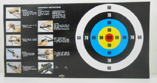50-lb-Mini-Crossbow-Pistol-Hand-Held-Gun-Archery-Hunting-Cross-Bow-w-5-Arrows