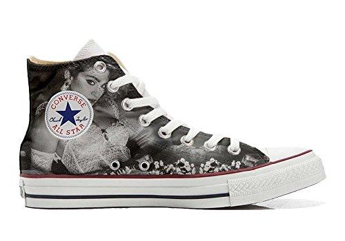Sneaker produit All Imprimés Chaussures Hi Italien Personnalisé High Et Converse Unisex Artisanal Star Coutume 8xAd1q1wv