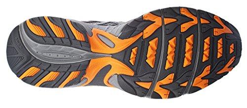 ASICS Men's Gel Venture 5 Running Shoe (8 D(M) US, Black/Shocking Orange) by ASICS (Image #3)