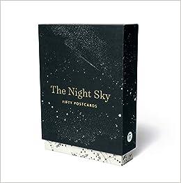The Night Sky Postcards