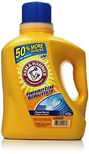Arm & Hammer Laundry Detergent, Clean Burst, 150 Oz