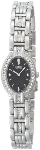 Citizen Women's EW8720-62E Eco Drive SS Watchand Matching Bracelet Watch