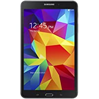 Samsung Galaxy Tab 4 (8-Inch, Black) (Certified Refurbished)