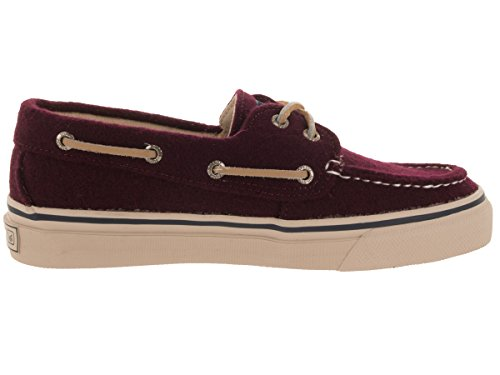 Sperry Bahama Wool Burgundy (TM) Bootsschuhe Segelschuhe Sneaker Herren