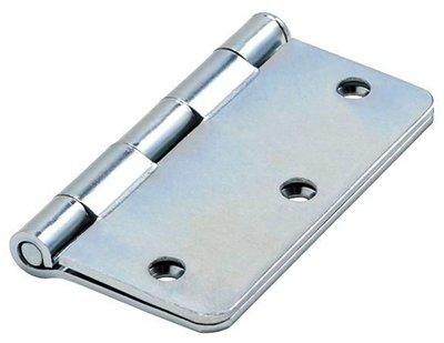 Stanley N830-191 3.5 in. Zinc Door Hinge -  185421