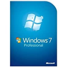 Microsoft Windows 7 Professional 64bits Service Pack 1