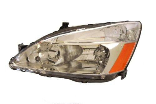 Headlight Genuine Assembly (Genuine Honda Parts 33151-SDA-A01 Driver Side Headlight Assembly Composite)
