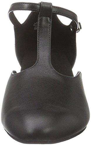 Diamant Damen Tanzschuhe 053-014-034, Zapatos de Danza Moderna/Jazz para Mujer negro