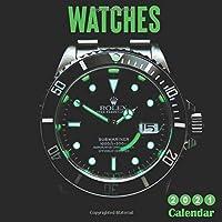 Watches 2021 Calendar: 18 Months Calendar, 2021 Luxury Watch