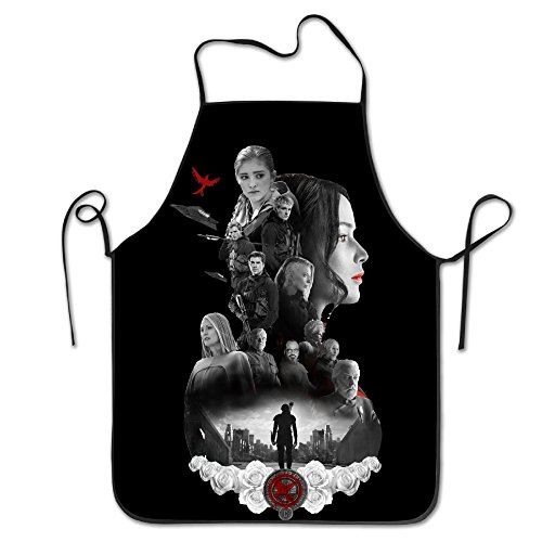 Hunger Games Butterfly Costume (The Hunger Games Mockingjay Movie Kitchen Aprons For Women Men)