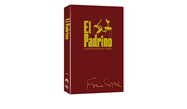 Amazon.com: Pack El Padrino (Estuche Rojo: Varios 0: Movies & TV