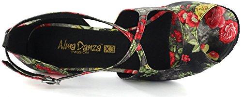 Scarpe Da Ballo Latino Almadanza A290108