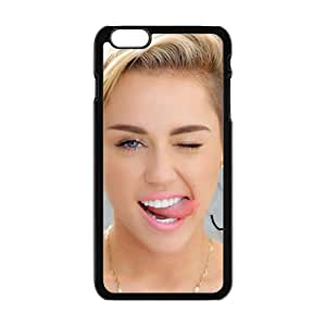 Miley Cyrus Cell Phone Case for Iphone 6 Plus