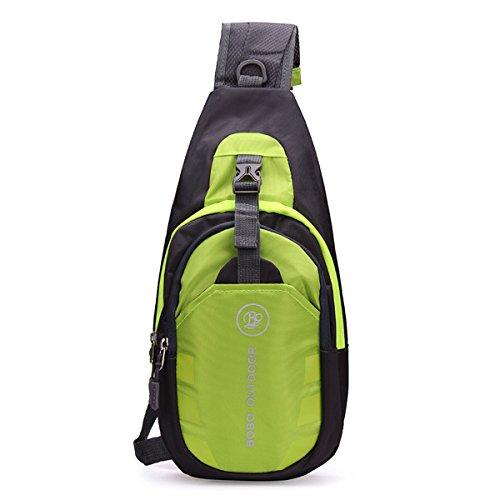 Bobo Outdoor BOBO Packable Shoulder Backpack Sling Chest CrossBody Bag Cover Pack Rucksack for Bicycle Sport Hiking Travel Camping Bookbag Men Women
