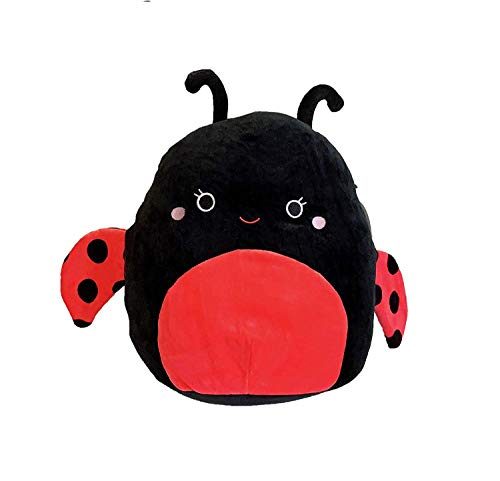 Toys Trudy (Squishmallow Kellytoy 5 Inch- Super Soft Plush Toy Pillow Pet Animal Pillow Pal Buddy Stuffed Animal (Trudy The Ladybug))