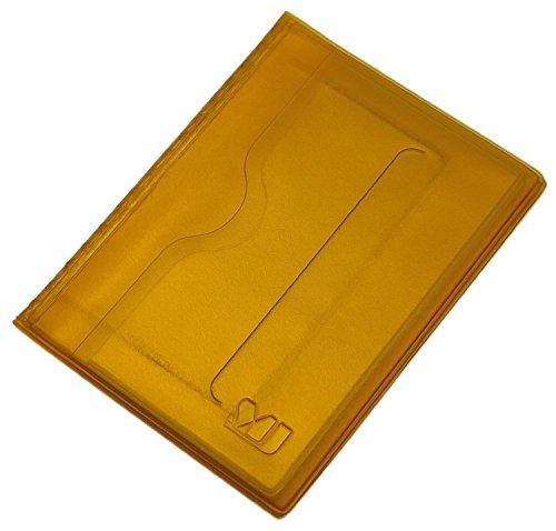 En Couleurs Designs Compartiments Porte 12 Diverses Ue Jaune Pochette design transparent Made D'identité germany Crédit Carte De In Et Mj a0apgA6q