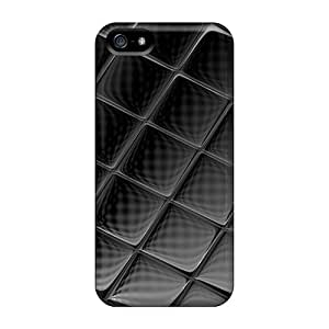 Awesome Abstract Art Flip Cases With Fashion Design For Iphone 5/5s