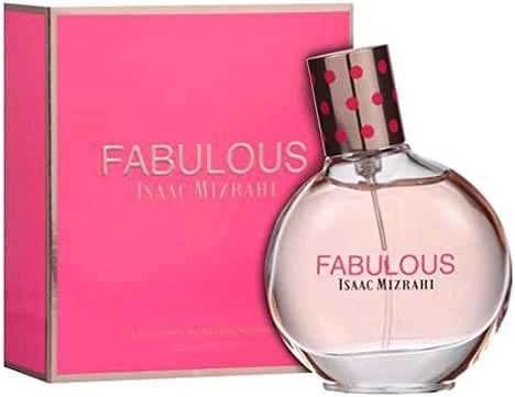 Isaac Mizrahi Fabulous Eau De Toilette Natural Spray, 1 Ounce
