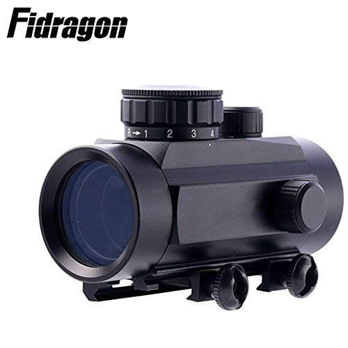 ASGV Hunting Tactical Shockproof Rifle Gun Red Dot Crossbow Sights Scope for Airsoft Paintball War Game Water Gun