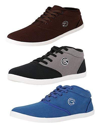 Low Price Men's Combo Sneakers at 649 MRP 2999