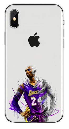 coque iphone xr basketball silicone