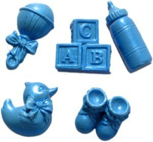 First Impressions Molds Silicone Mould - Baby Items - #3