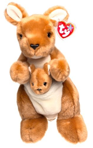 eca5f29ab26 Image Unavailable. Image not available for. Color  TY Buddy Pouch VERY RARE  by Beanie Babies