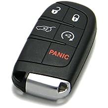 OEM Jeep Keyless Entry Remote Fob 5-Button Smart Proximity Key (FCC ID: M3N-40821302 / P/N: 68143505)
