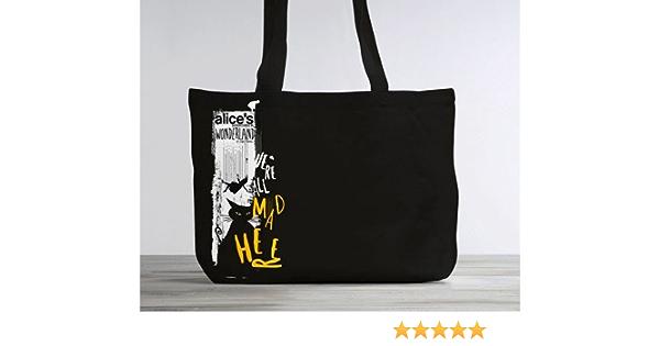 Alice Springs Map Alice Springs Gifts Alice Springs Print Alice Art Tote Bag Canvas Bag Cotton Bag Market Bag Shopping Bag Grocery Bag