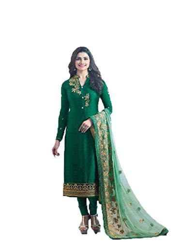 Green Salwar Kameez - 5