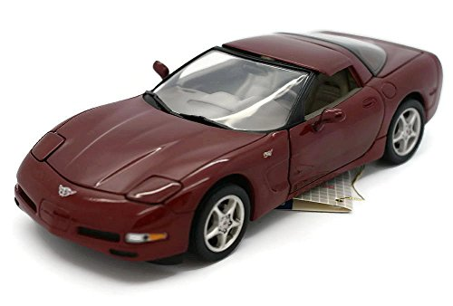 Mint Franklin Coupe (FRANKLIN MINT 2003 Chevrolet Corvette Coupe 50th Anniv. Ltd Ed Diecast 1:24)