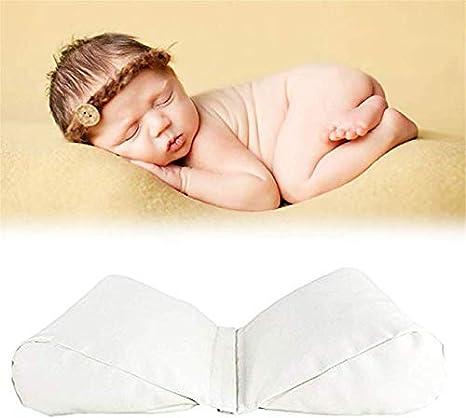 Lot de 2 Coussins de Photographie en Forme de Papillon pour Bébé Tee-Moo